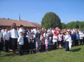 Staff and students of VCS on the National Day of Prayer